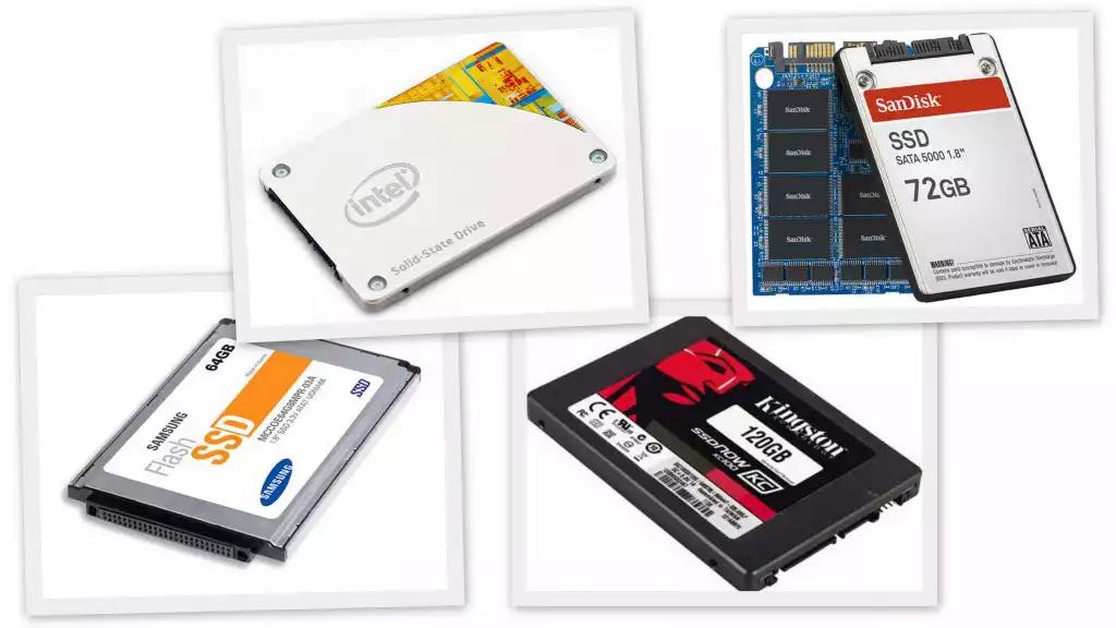 Рис. 5. Подходящие SSD-диски для