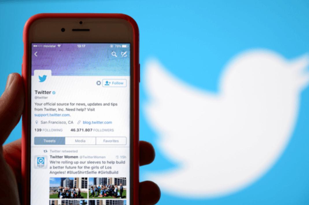 Твиттер запретит криптографию