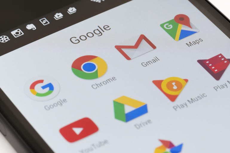 проекты Google на Blockchain