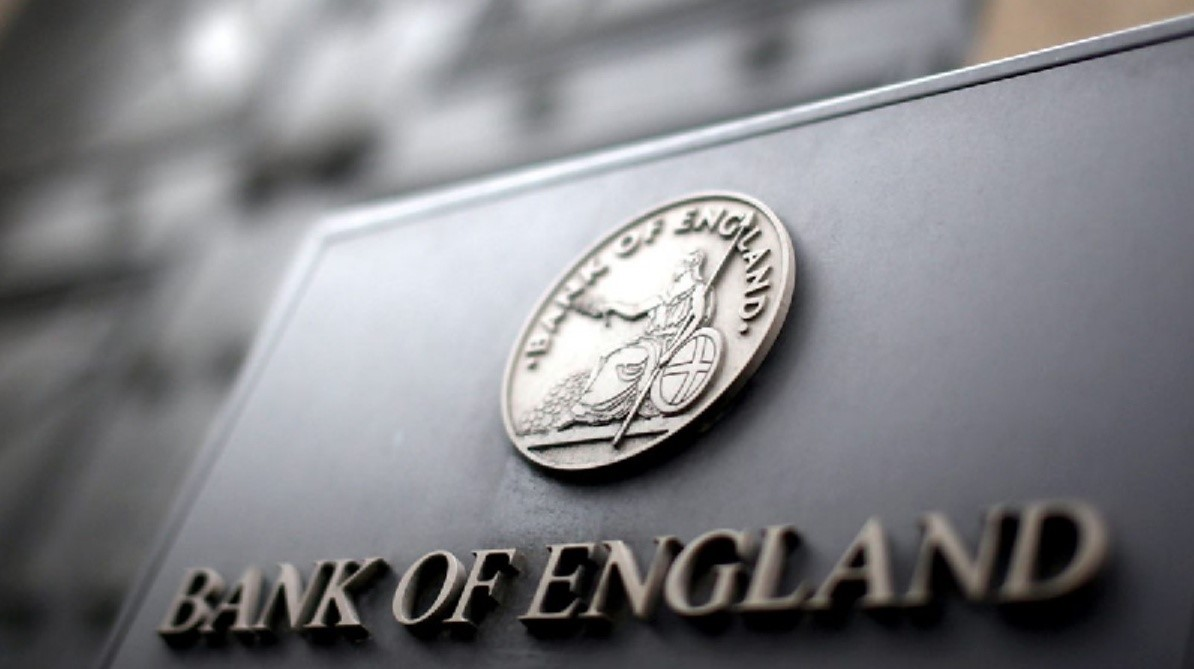 блокчейн в Банке Англии
