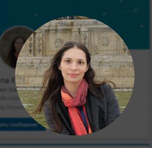 Кристина Калчева (Kristina Kalcheva) - соучредитель и управляющий директор.