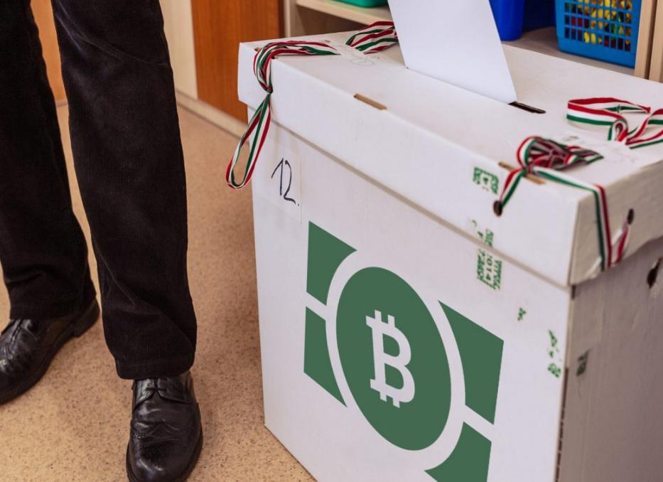 биткоин-платформа для голосования