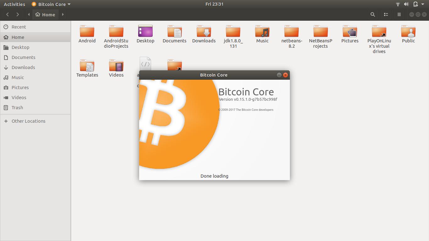 Кошелек Bitcoin Core