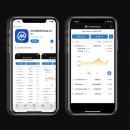 CoinMarketCap мобильная версия