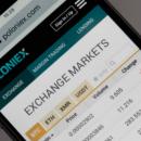 Poloniex мобильное приложение
