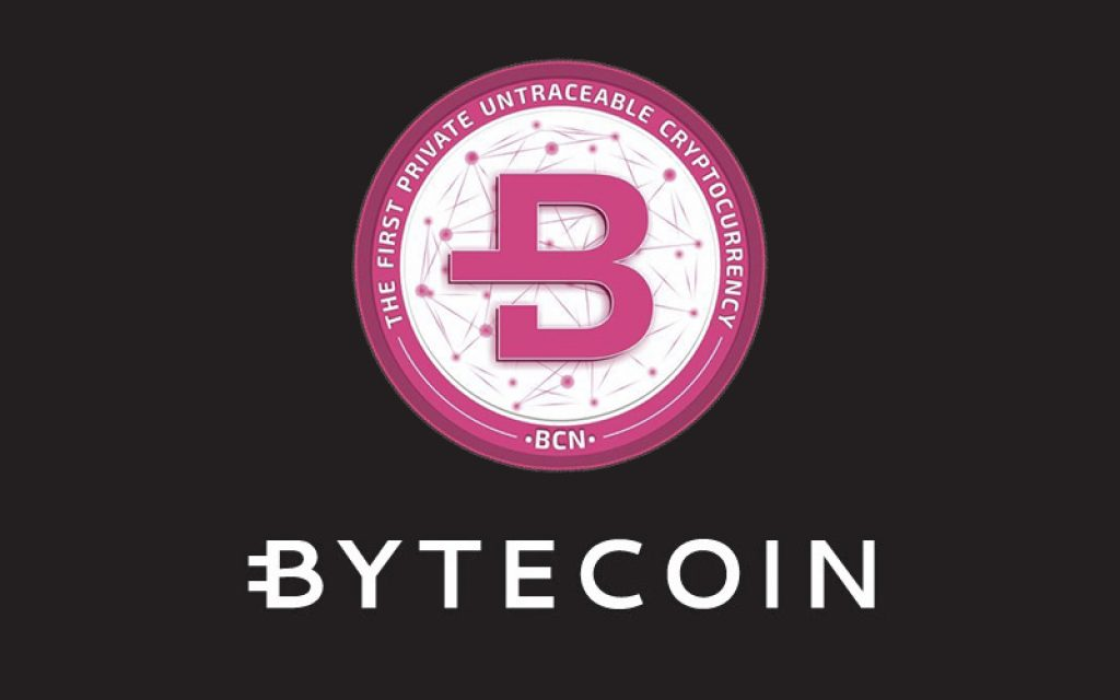 Криптовалюта Bytecoin