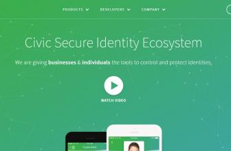 Что такое Civic, краткая инструкция по блокчейну верификации личности