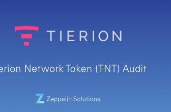 Tierion: обзор криптовалюты TNT 2019