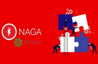 Кошелек Naga объединяется с Simplex: токены можно купить при помощи кредитной карты