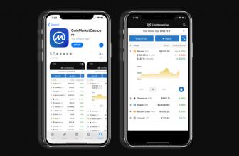 CoinMarketCap анонсировал выход мобильной версии и приложения для iOS