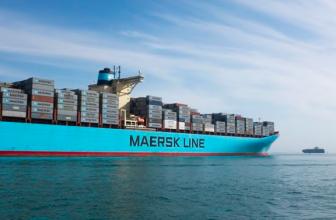 Датский судоходный гигант нашел способ применения технологии Blockchain в своей деятельности