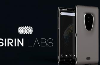 Sirin Labs выпускает новый блокчейн-смартфон в партнерстве с Foxconn