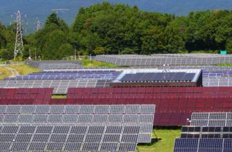Японская компания применяет солнечную энергию для получения криптовалюты