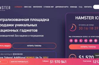 ICO Hamster Marketplace – децентрализованная торговая онлайн-площадка