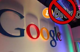 В Google возвращаются объявления от Coinbase