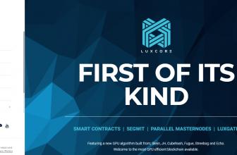Криптовалюта Luxcoin (Lux): обзор технологии, перспективы, рекомендации