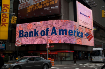 Bank of America подал патент на собственный блокчейн