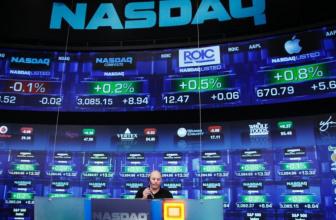 Американская биржа NASDAQ поддерживает Stellar, Litecoin и биткойн