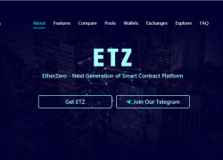 Криптовалюта ETZ: обзор технологии EtherZero, кошельки, биржи, перспективы развития системы