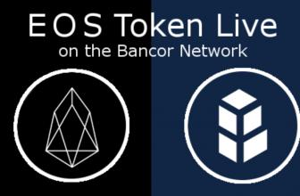 Bancor (BNT) готовится к запуску майннет EOSIO
