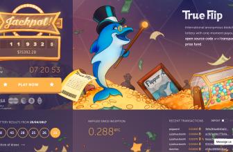 Обзор игровой платформы Trueflip: децентрализованная лотерея
