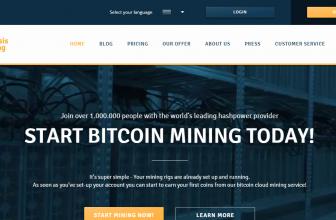 Облачный майнинг Genesis Mining: обзор, прибыльность, перспективы