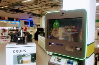 В Праге теперь доступны 10 новых биткойн-ATM на нескольких станциях метро