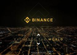 Несмотря на общий спад рынка, биржа-гигант Binance растет с огромной скоростью