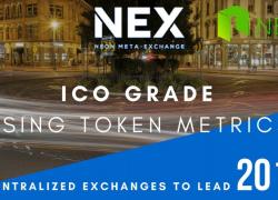 ICO NEX – одно из самых ожидаемых инвестиционных предложений апреля 2019