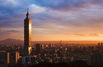 Тайбей желает стать умным городом с помощью IOTA