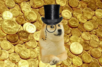 Взлет стоимости криптовалюты DOGE